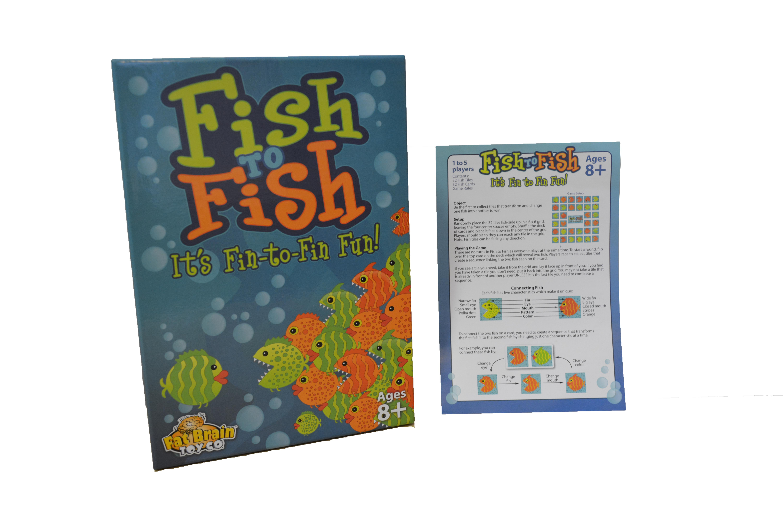 Fish To Fish It S Fin To Fin Fun Jugando Y Educando En Navarra